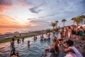 Over 100,000 tourists visited Bali during Christmas Holiday