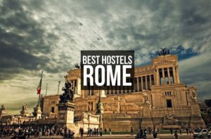 12 BEST Hostels in ROME for Solo Travelers, Party or Chill in 2021