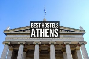 11 Best Hostels in Athens for Solo Travelers, Party or Chill in 2021