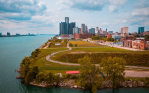 Head to the Motor City for some great dishes.  Where to eat in Detroit.