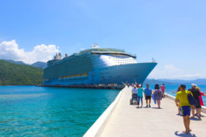 Royal Caribbean CEO reveals COVID-19 infection rates on recently resumed cruise trips