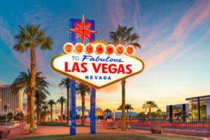 Las Vegas tops the list of most in-demand domestic travel destinations in August